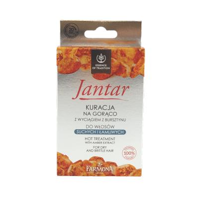 Jantar Amber Hot Treatment Dry & Brittle Hair 37 ml