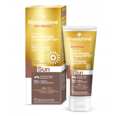 Nivelazione Skin Therapy Face Protection Cream SPF50+ 50 ml