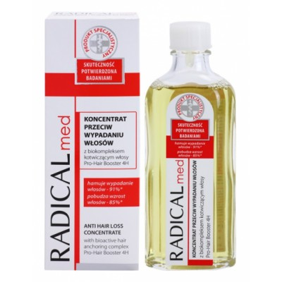 Radical Med Anti Hair Loss Concentrate 100 ml