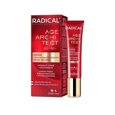 Radical Age Architect 50+/60+ Anti-Wrinkle Eye Cream 15 ml
