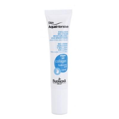 Skin AquaIntensive Moisturizing & Brightening Under Eye Cream 15 ml