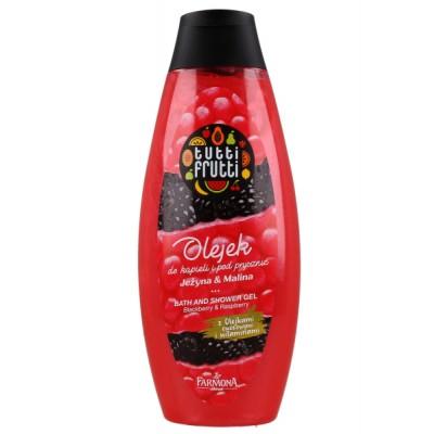 Tutti Frutti Blackberry & Raspberry Shower Gel 425 ml
