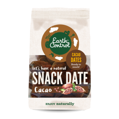 Earth Control Cocoa Snack Dates 200 g