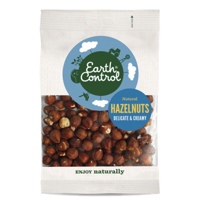 Earth Control Natural Hazelnuts 110 g