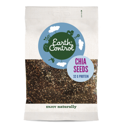 Earth Control Chia Seeds 200 g