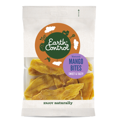 Earth Control Tørret Mango 60 g