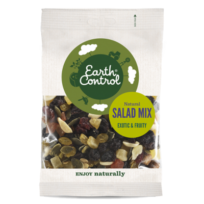 Earth Control Usaltet Salatblanding 200 g
