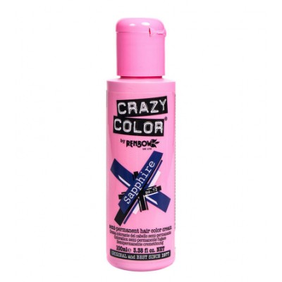 Renbow Crazy Color Sapphire 72 100 ml