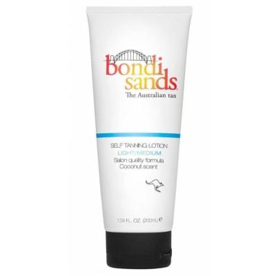 Bondi Sands Self Tanning Lotion Light Medium 200 ml