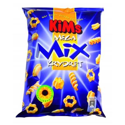 Kims Mega Mix Krydret 140 g
