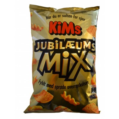 Kims Jubilæums Mix 140 g