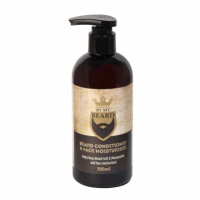 Be My Beard Beard Conditioner & Face Moisturiser 300 ml