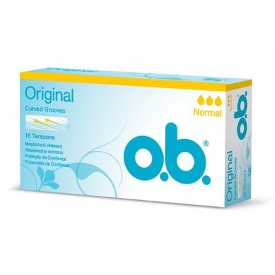 O.B. Original Normal 16 kpl