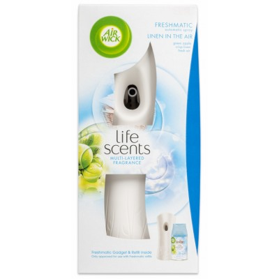 Air Wick Freshmatic Linen In The Air Set 250 ml + 1 st