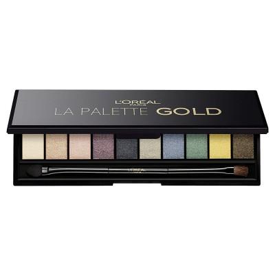 L'Oreal La Palette Gold 7 g