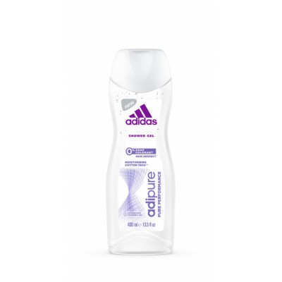 Adidas Adipure Shower Gel Women 400 ml