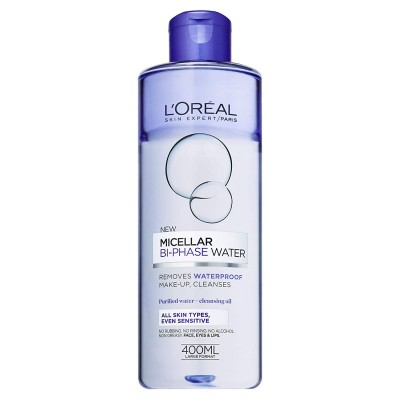 L'Oreal Bi-Phase Micellar Water 400 ml