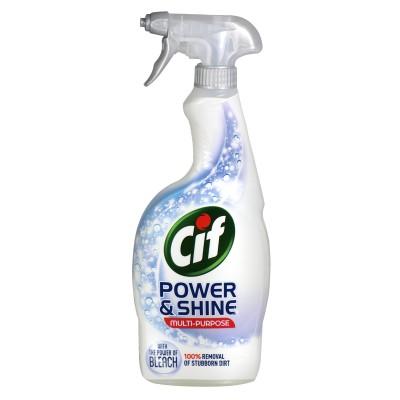 Cif Power & Shine Spray Bleach All Purpose 700 ml