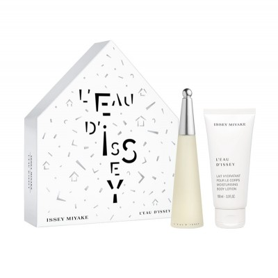 Issey Miyake L'Eau d'Issey EDT & Body Lotion 25 ml + 75 ml