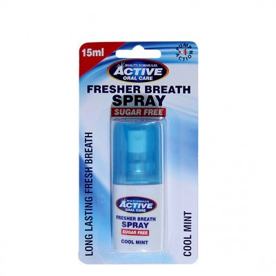 Active Oral Care Fresh Breath Cool Mint 15 ml