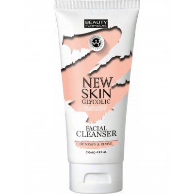 Beauty Formulas Skin Glycolic Facial Cleanser 150 ml