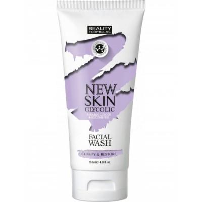 Beauty Formulas Skin Glycolic Facial Wash 150 ml