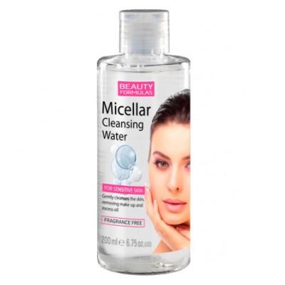 Beauty Formulas Micellar Cleansing Water 200 ml