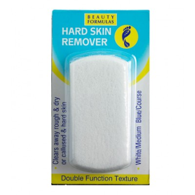 Beauty Formulas Hard Skin Remover 1 pcs