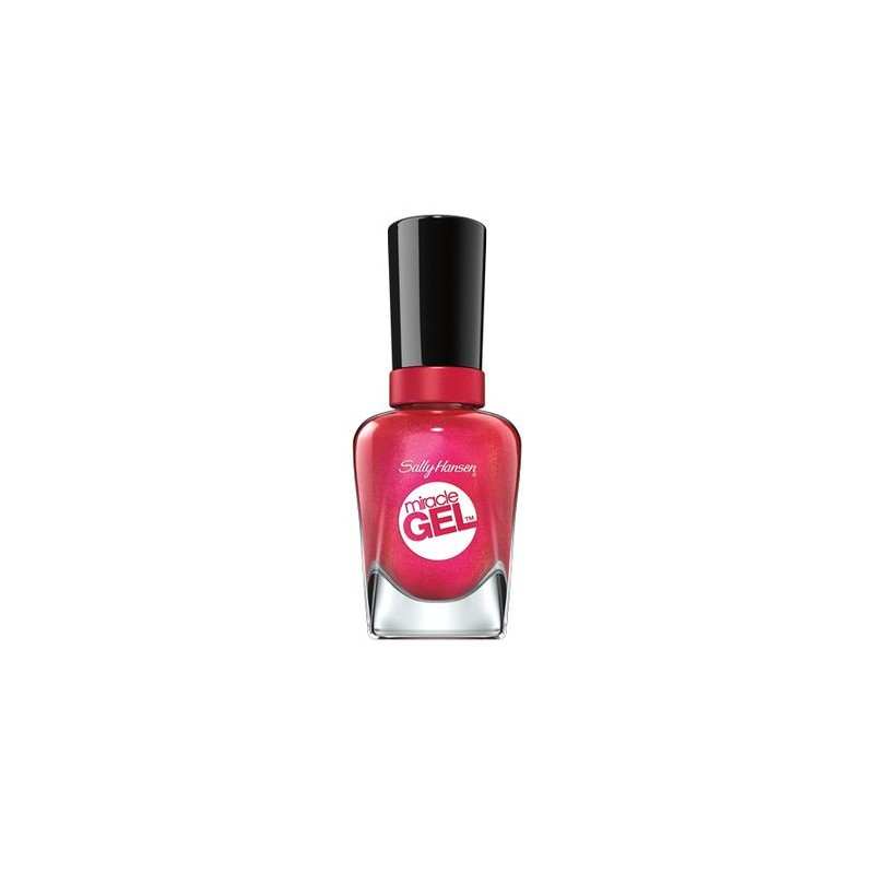 Up to 10 salon gel manicures at home Up to two week wear No chips Mirror shine How to apply:For best results use with full set of Sally Hansen Gel Polish range.