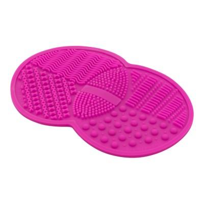 Basics Silicone Brush Cleaner Pink 1 stk