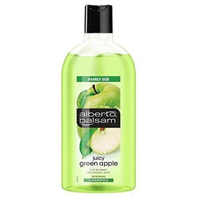 Alberto Balsam Juicy Green Apple Shampoo 750 ml