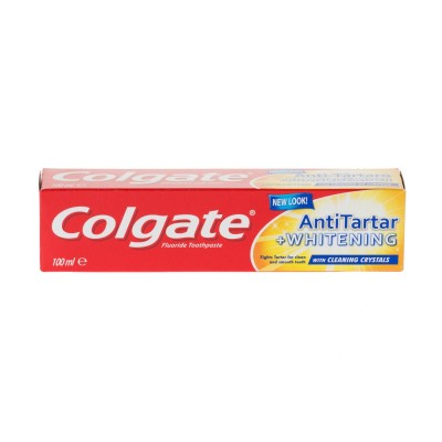 Colgate AntiTartar Plus Whitening Hammastahna 100 ml