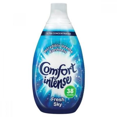 Comfort Intense Fresh Sky Fabric Conditioner 570 ml