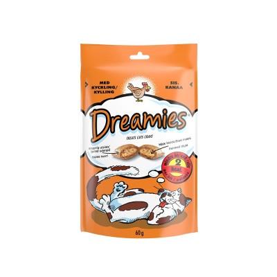 Dreamies Cat Treats Chicken 60 g