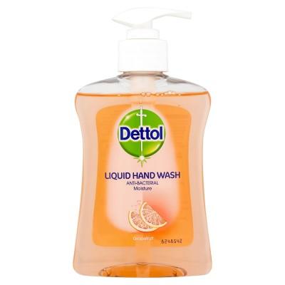 Dettol Anti-Bacterial Hand Wash Grapefruit 250 ml