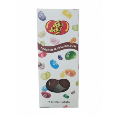 Jelly Belly Marshmallow Scented Tealights 10 pcs