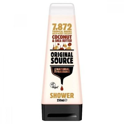 Original Source Coconut & Shea Butter Shower Gel 250 ml
