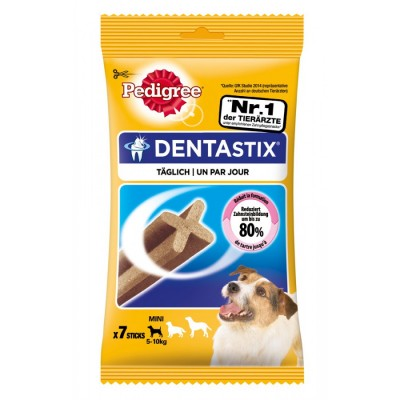 Pedigree DentaStix Small Dogs 7 stk