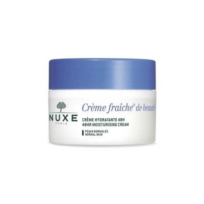 Nuxe Creme Fraiche 48HR Moisturising Rich Cream Normal Skin 50 ml