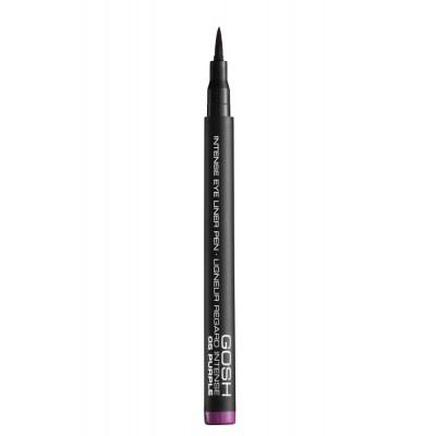 GOSH Intense Eye Liner Pen 05 Purple 1 ml