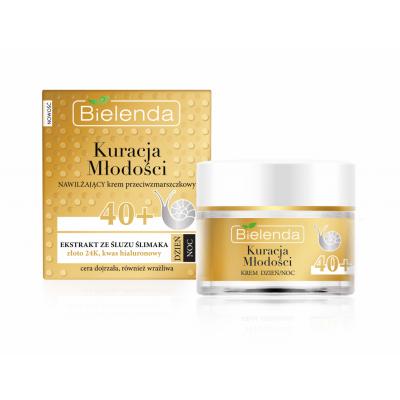 Bielenda Youth Therapy Moisturizing Anti-Wrinkle Cream 40+ 50 ml