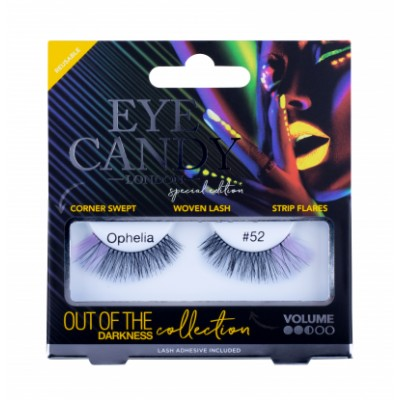 Eye Candy Out Of The Darkness Lashes 52 Ophelia 1 pari