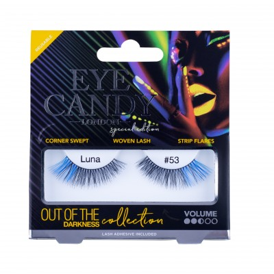 Eye Candy Out Of The Darkness Lashes 53 Luna 1 pari