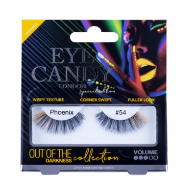 Eye Candy Out Of The Darkness Lashes 54 Phoenix 1 pari