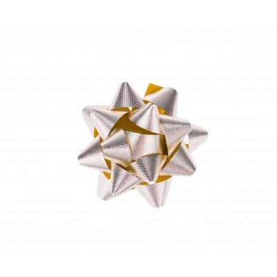 BasicsHome Gift Bow Gold 1 pcs