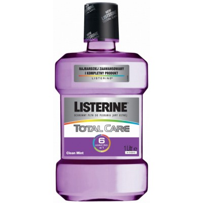 Listerine Total Care Clean Mint 1000 ml