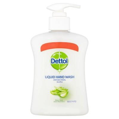 Dettol Anti-bacteriële Handzeep Aloe Vera 250 ml