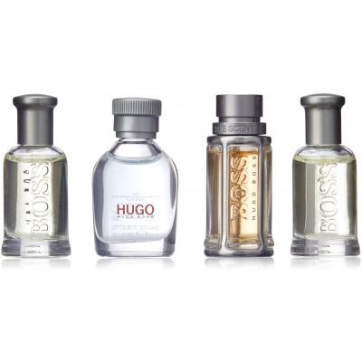 Hugo Boss Mini EDT Fragrance Set 4 x 5 ml