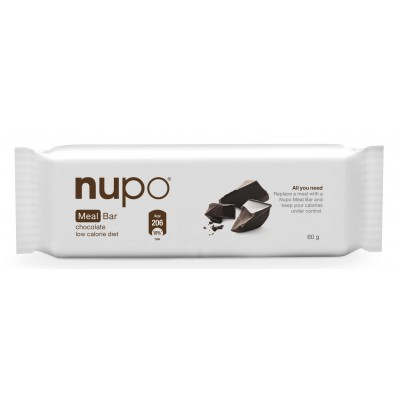 Nupo Meal Bar Chocolate 60 g