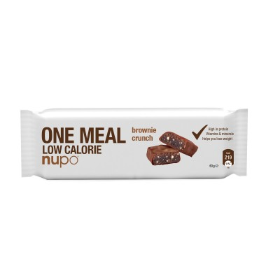 Nupo One Meal Bar Brownie Crunch 60 g
